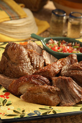 Carnitas - Del Real Foods Ready to Eat Carnitas (Packed in two 16oz pouches)