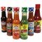Castillo Salsas Gift Pack - MEXICO LINDO - AMOR Hot Sauces - image -1