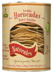 Charras Natural Baked Tostada