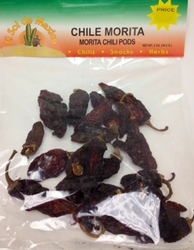 Chile Morita Dried Chile Pepper by El Sol de Mexico