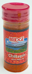 Chiltepin Chile Powder by Bridge 100% Natural