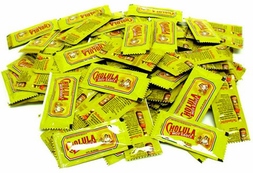 Cholula  Hot Sauce in Sample Pouches (0.25 oz each)