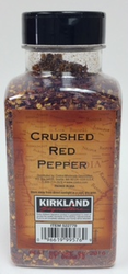 Crushed Red Pepper by Kirkland Signature