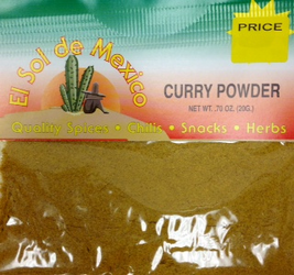 Curry Powder by El Sol de Mexico