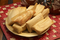 Del Real Foods Gourmet Chicken Tamales in Red Sauce - image -1