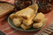Del Real Foods Gourmet Pork Tamales in Red Sauce - image -1