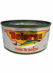 Dolores Tuna in Water - Atun Dolores en agua (Pack of 3)