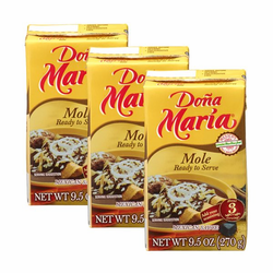 Dona Maria Mole Ready to Serve (Pack of 3)