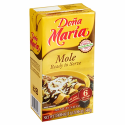 Dona Maria Ready to Serve Mole