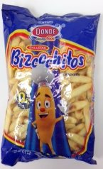 Dondé Bizcochitos Crackers Baked Mayan Snack (Pack of 3)