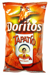 Doritos Tapatio Salsa Picante Hot Sauce Flavor by Sabritas (Pack of 3)