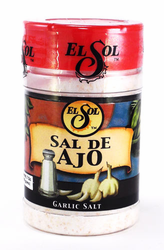 El Sol Garlic Salt