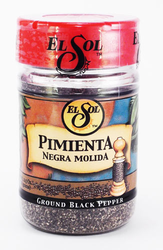 El Sol Ground Black Pepper