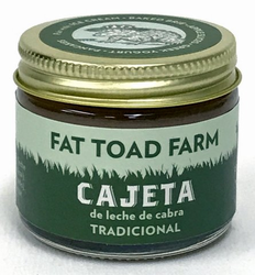 Fat Toad Farm - Traditional Goat's Milk - Cajeta Tradicional