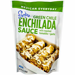 Frontera Green Chile Enchilada Sauce (Pack of 3)
