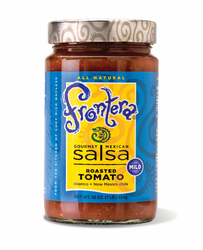 Frontera Roasted Tomato Salsa with Cilantro and New Mexico Chile