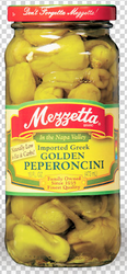 Peperoncini Golden Greek Peppers by Mezzetta