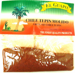 Ground Chili Tepin - Chiltepin Molido