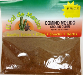 Ground Cumin by El Sol de Mexico