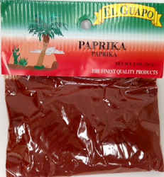 Ground Paprika Molido