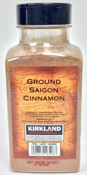 Ground Saigon Cinnamon by Kirkland Signature