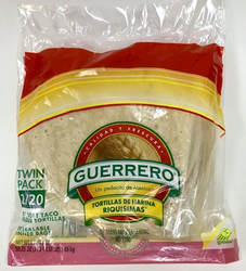 Guerrero Flour Tortillas 2 / 20 ct Tortillas de Harina Riquisimas 8 ""