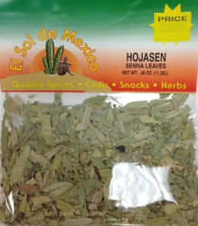 Hojasen - Senna Leaves by El Sol de Mexico