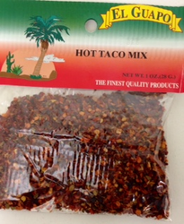 Hot Taco Mix by El Guapo
