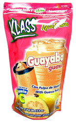 KLASS LISTO Guava Drink Mix-Makes 8.6 Liters
