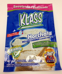 Klass Sweetened Horchata Mix (Pack of 3)