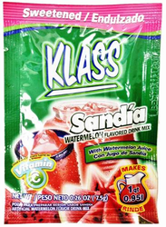 Klass Sweetened Watermelon Flavored Drink Mix (Pack of 3)