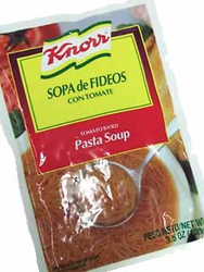 Knorr Tomato - Fideos Pasta Soup (Pack of 3)