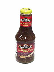 La Costena Ranchera Sauce - Medium