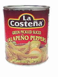La Costena Sliced Pickled Jalapenos