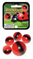 Ladybug Marbles Game Net (Canicas)