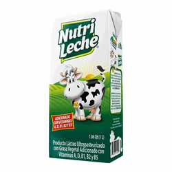 LALA NUTRI-LECHE UHT Milk (Pack of 3)