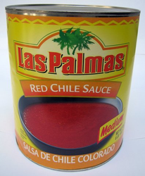 Las Palmas Red Chile Sauce Original