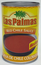 Las Palmas Red Chile Sauce Medium (Pack of 3)