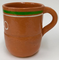 Lead Free Jarritos Mexico Clay Mug Large (Pack of 4) - image 1