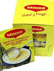 Maggi Creamy Asparagus Soup Mix (Pack of 3)