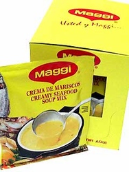 Maggi Creamy Seafood Soup Mix (Pack of 3)