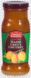 Major Grey's Chutney by Crosse & Blackwell