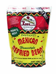 Mexicali Rose Instant Mexican Refried Beans (Pack of 3)