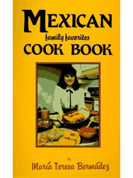 Mexican Family Favorites Cook Book (Cookbooks and Restaurant Guides)