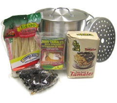 Mexican Tamale Lovers Gift Pack