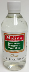 Molina Imitation Mexican Vanilla Clear
