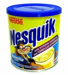 NesQuik Vanilla Drink Mix by Nestle