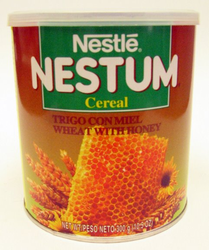 Nestum Wheat & Honey by Nestle