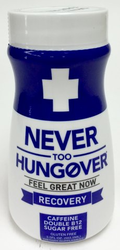 Never Too Hungover RECOVERY - Blueberry 3.5 fl oz