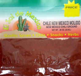 New Mexico Chili Powder by El Sol de Mexico